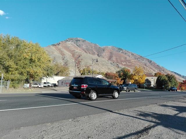 sur les routes de l'Utah