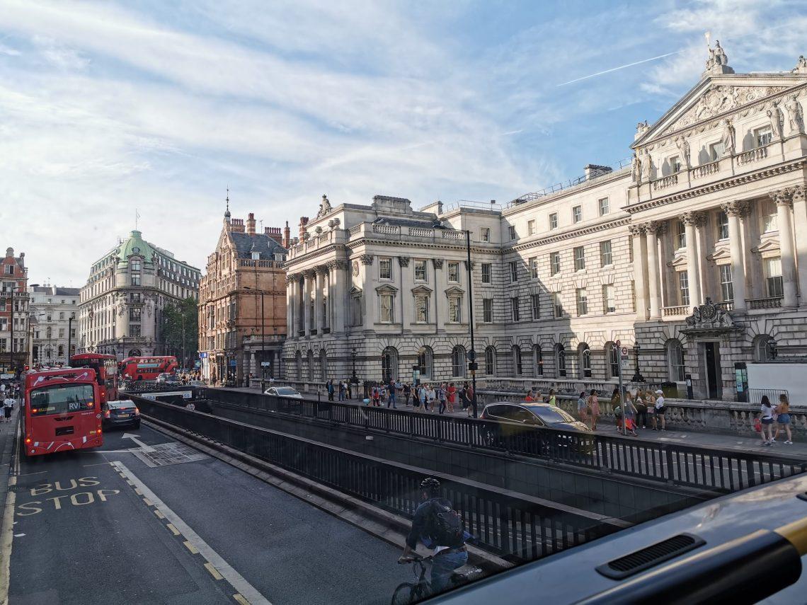 prendre Ouibus à Londres