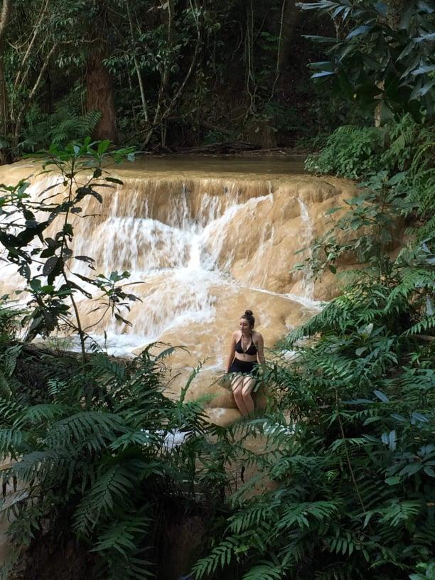 cascade Chiang Dao