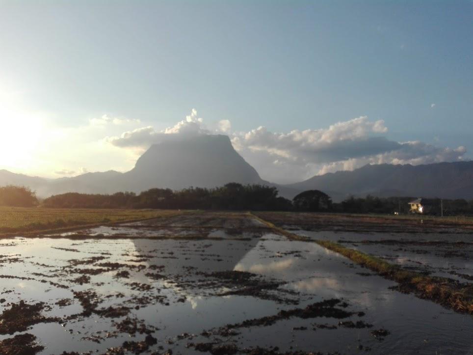 paysage Chiang Dao