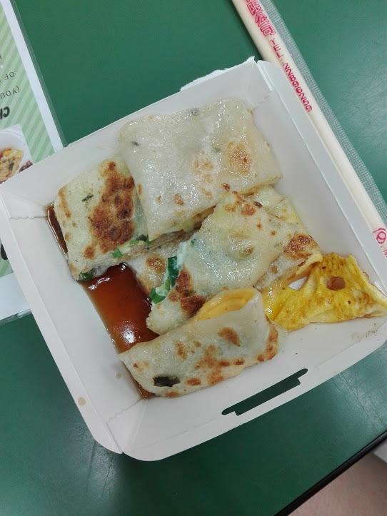 pancakes taïwan