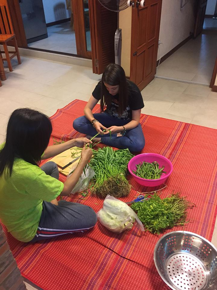 cuisine en Thaïlande