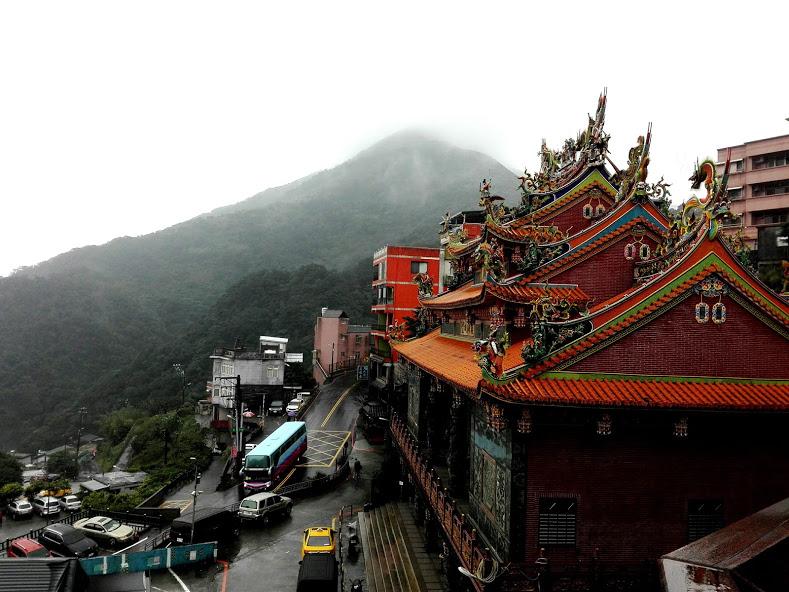 Jiufen Taïwan