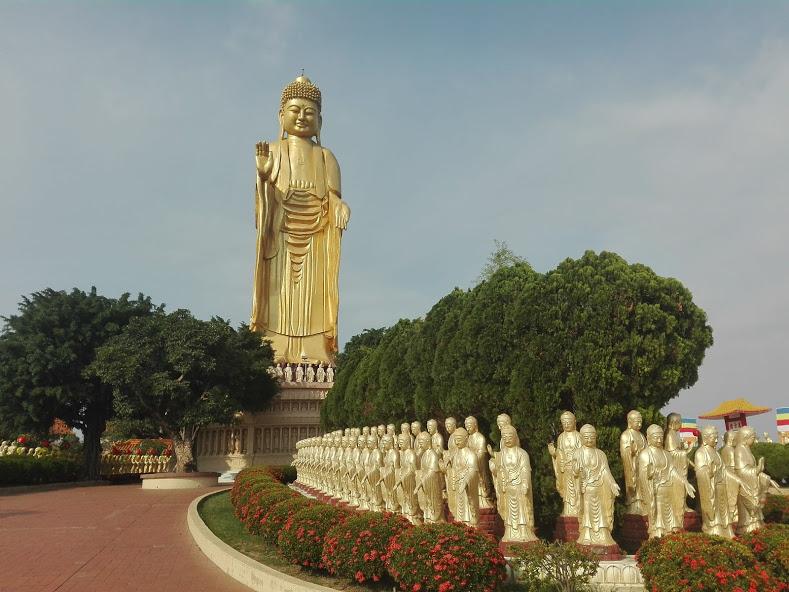 Monastère Fo Guang Shan, Kaohsiung