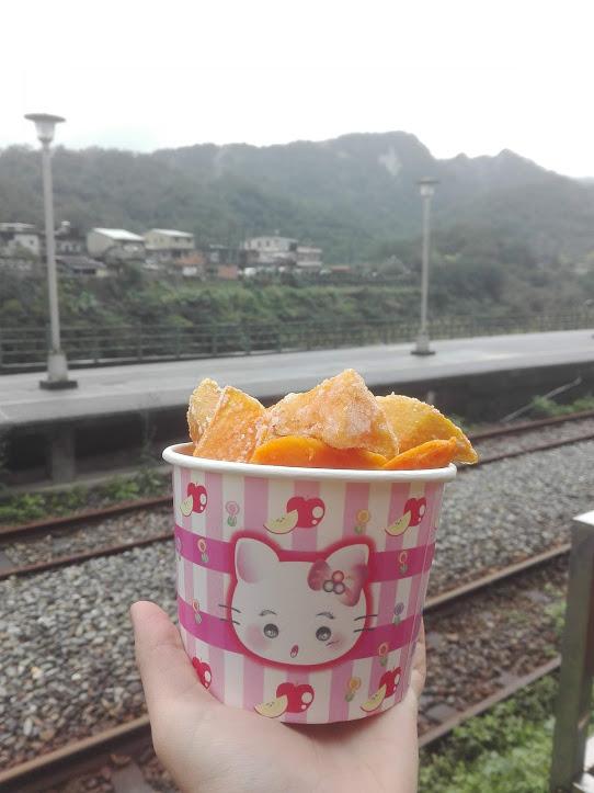 patates douces Taïwan