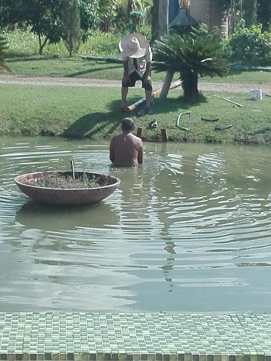 pêche à Chiang Dao