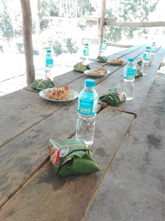 repas veggie thaïlande