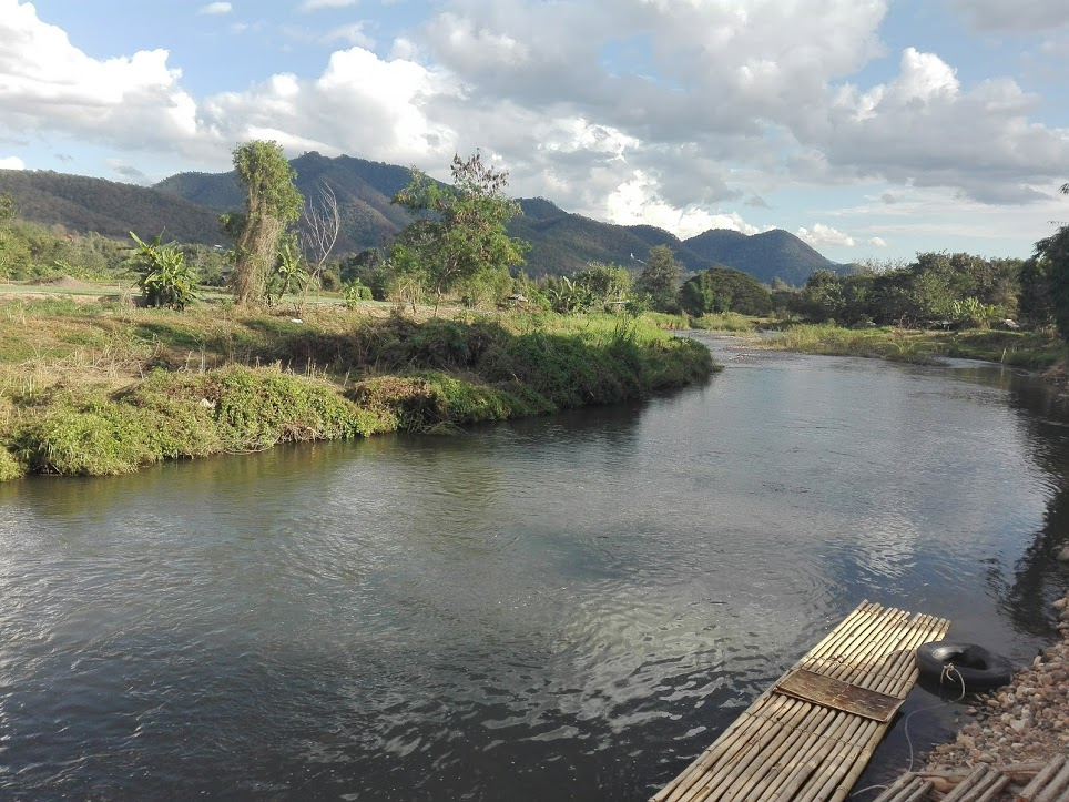 rivière Pai Thaïlande