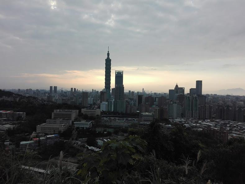 Taipei 101, Taïwan