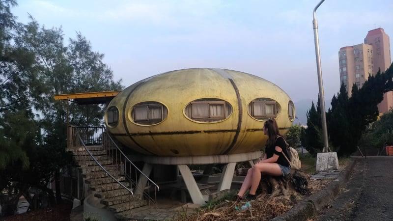 UFO Village Taïwan