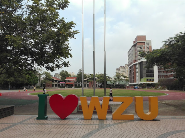 Wenzao University, Taïwan
