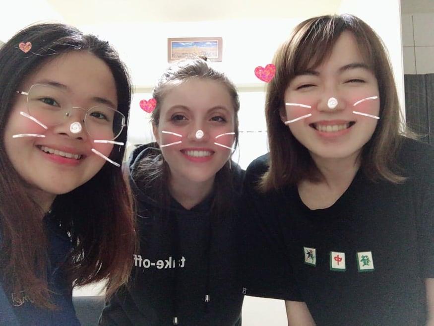 couchsurfing expérience à Taïwan