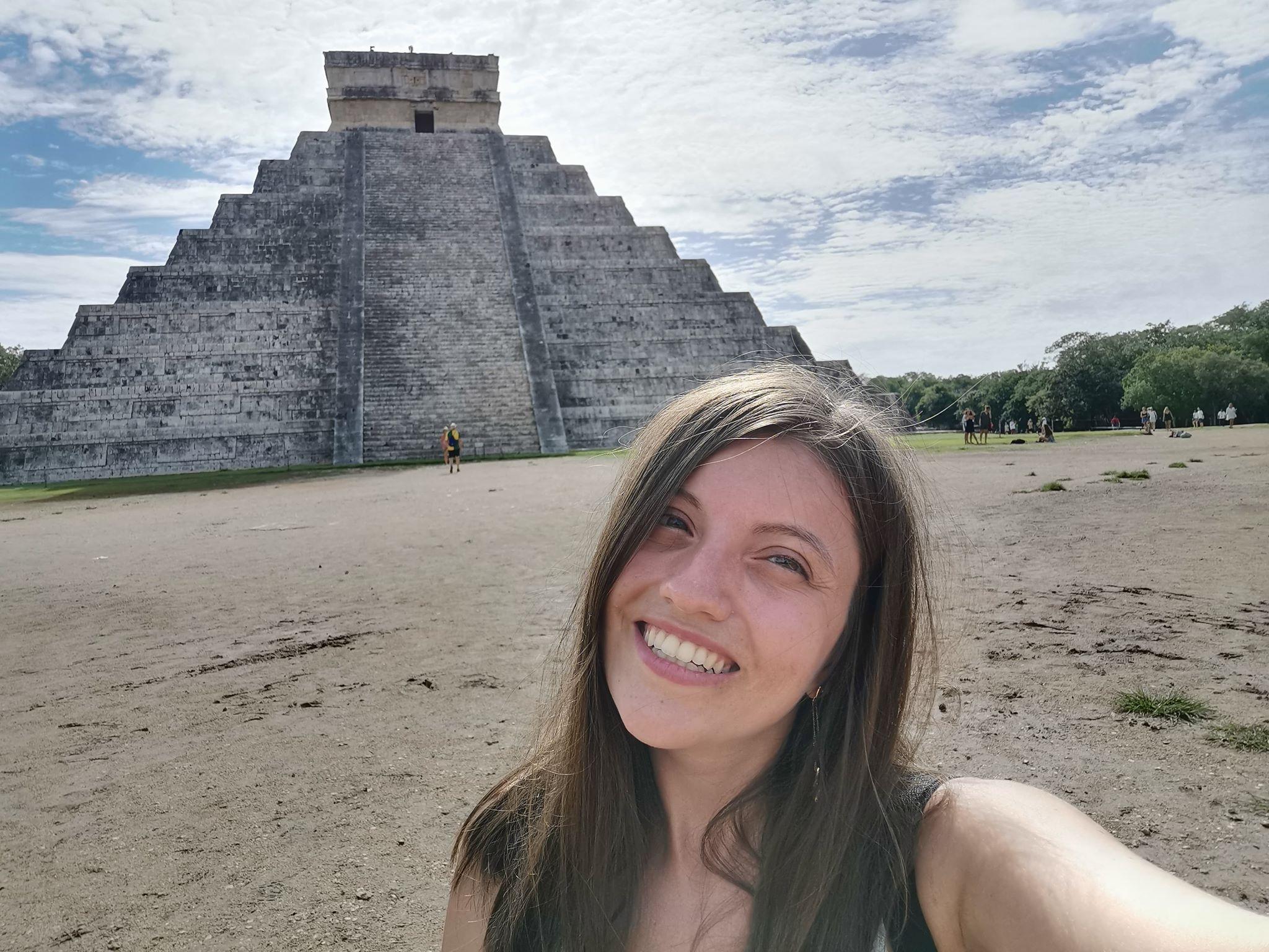 chichen itza ruines maya