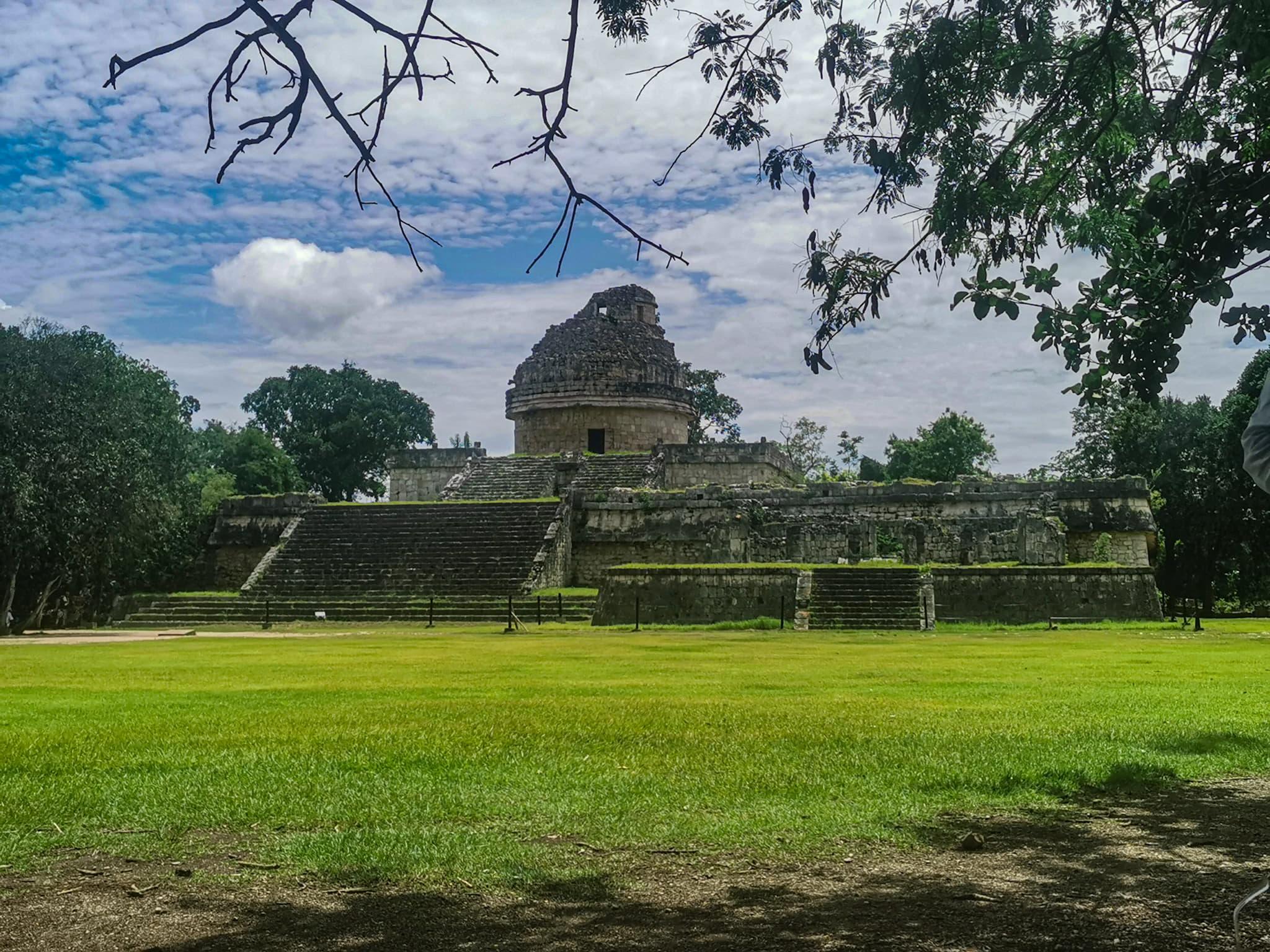 observatoire maya