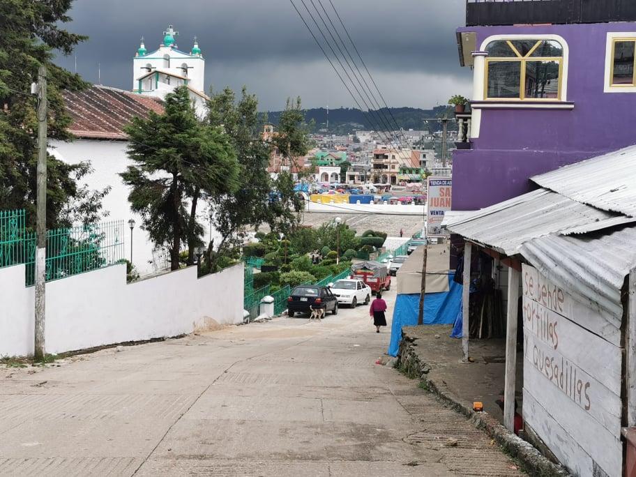 visiter le village de san juan chamula