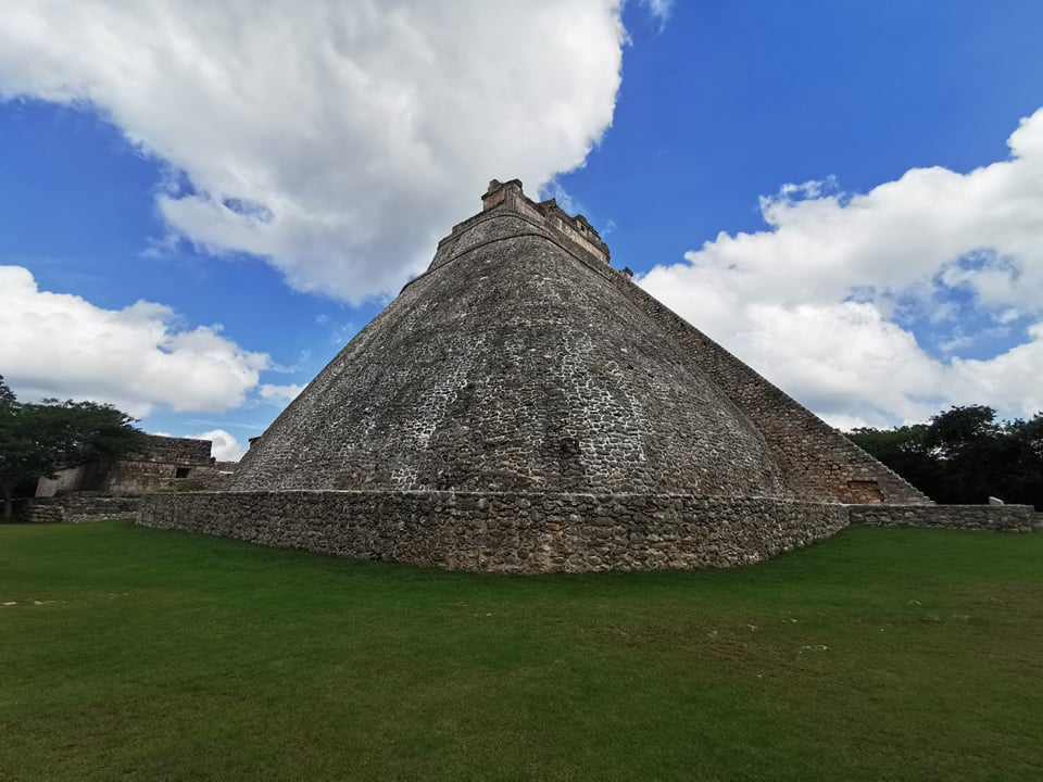 visiter les ruines de Uxmal au Mexique