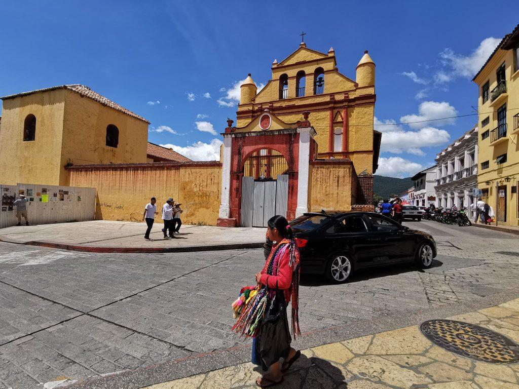 ville coloniale san cristobal mexique