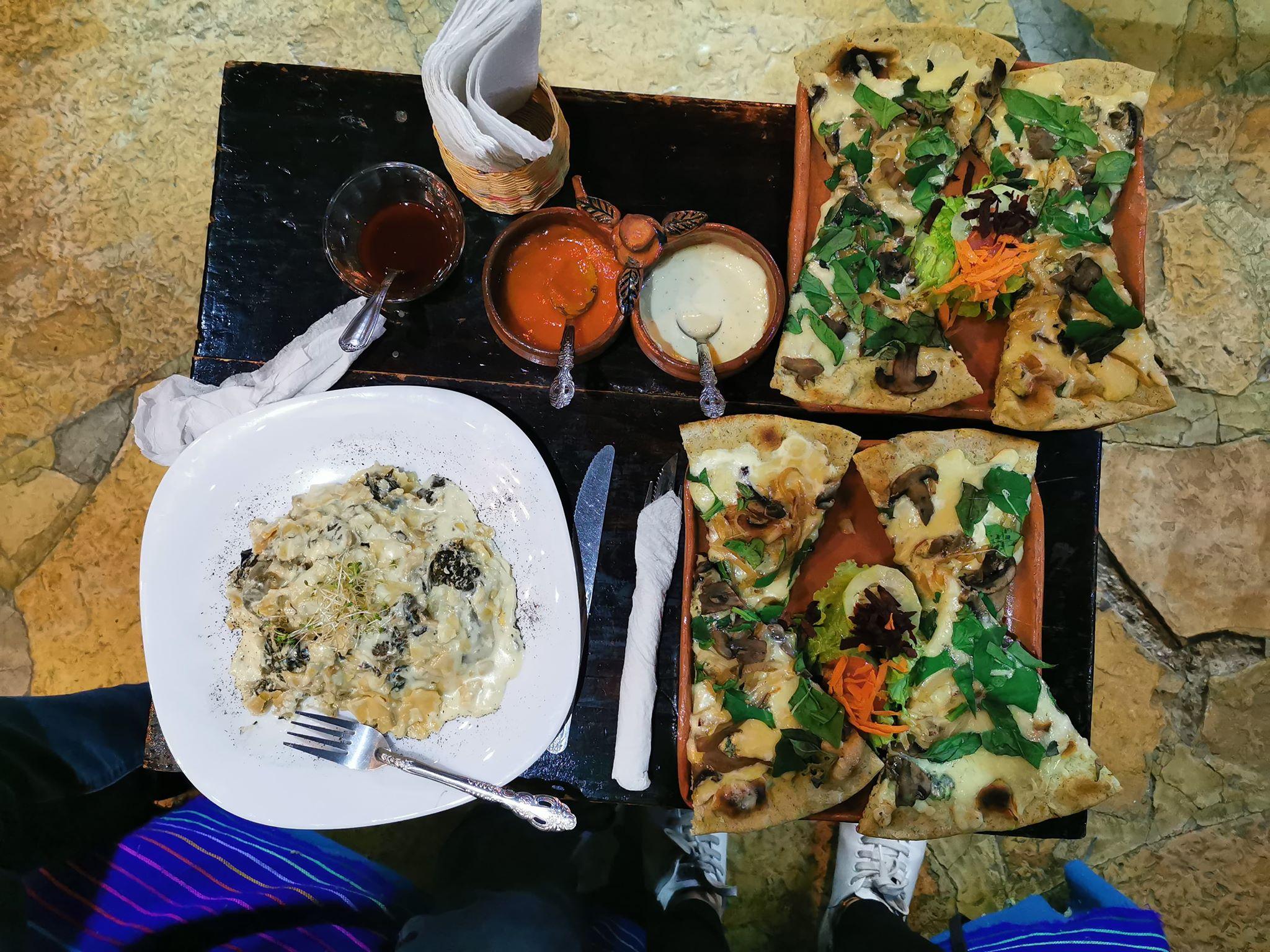 manger végétarien dans les chiapas
