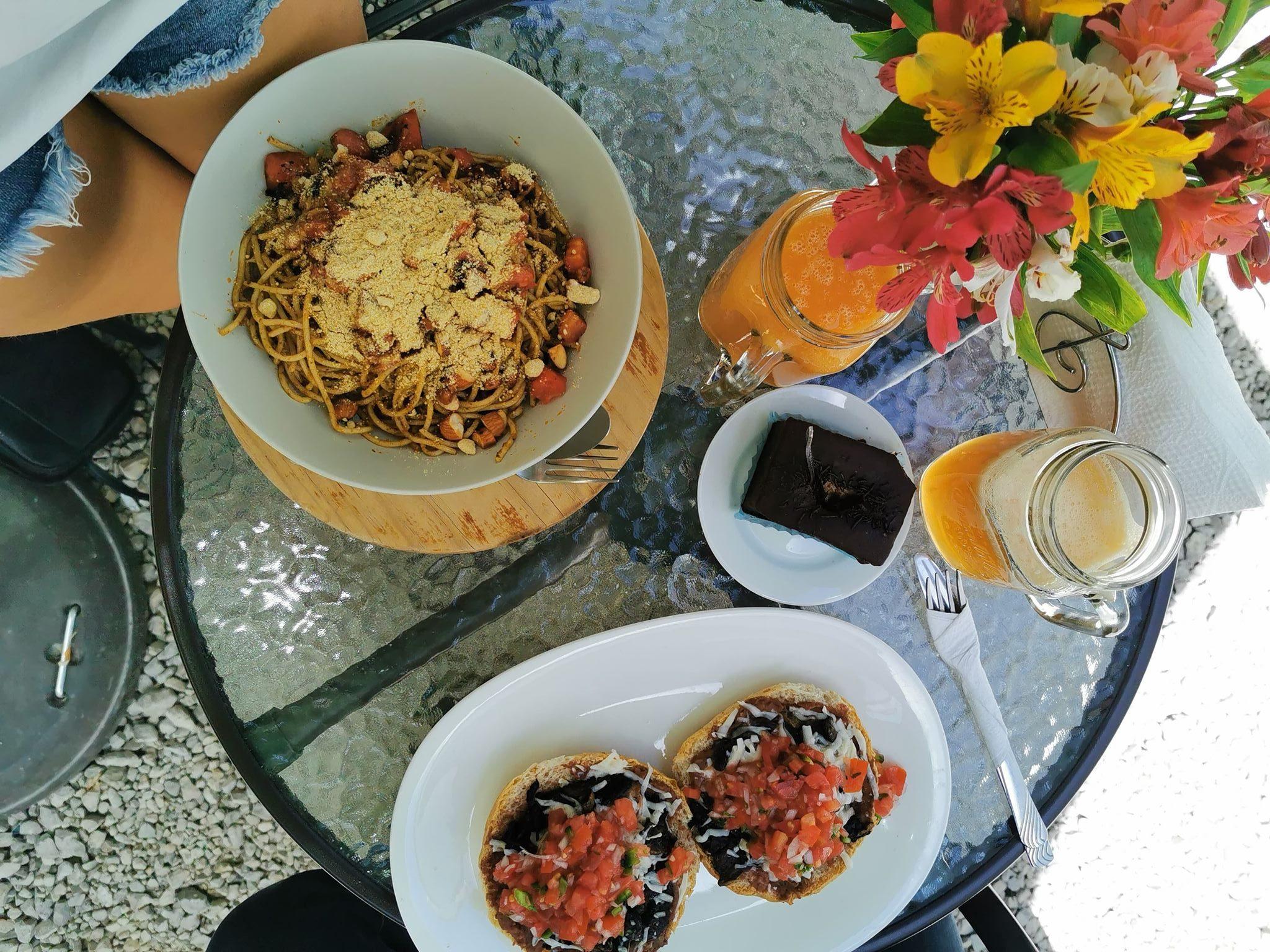manger végétarien au mexique