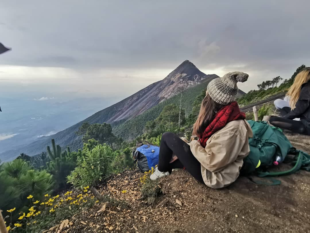 asscension volcan guatemala