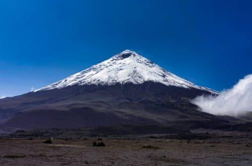 pic de cotopaxi équateur