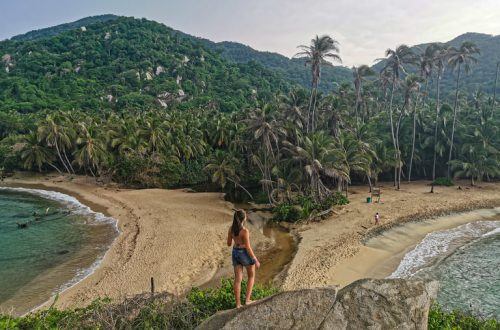 parc tayrona colombie