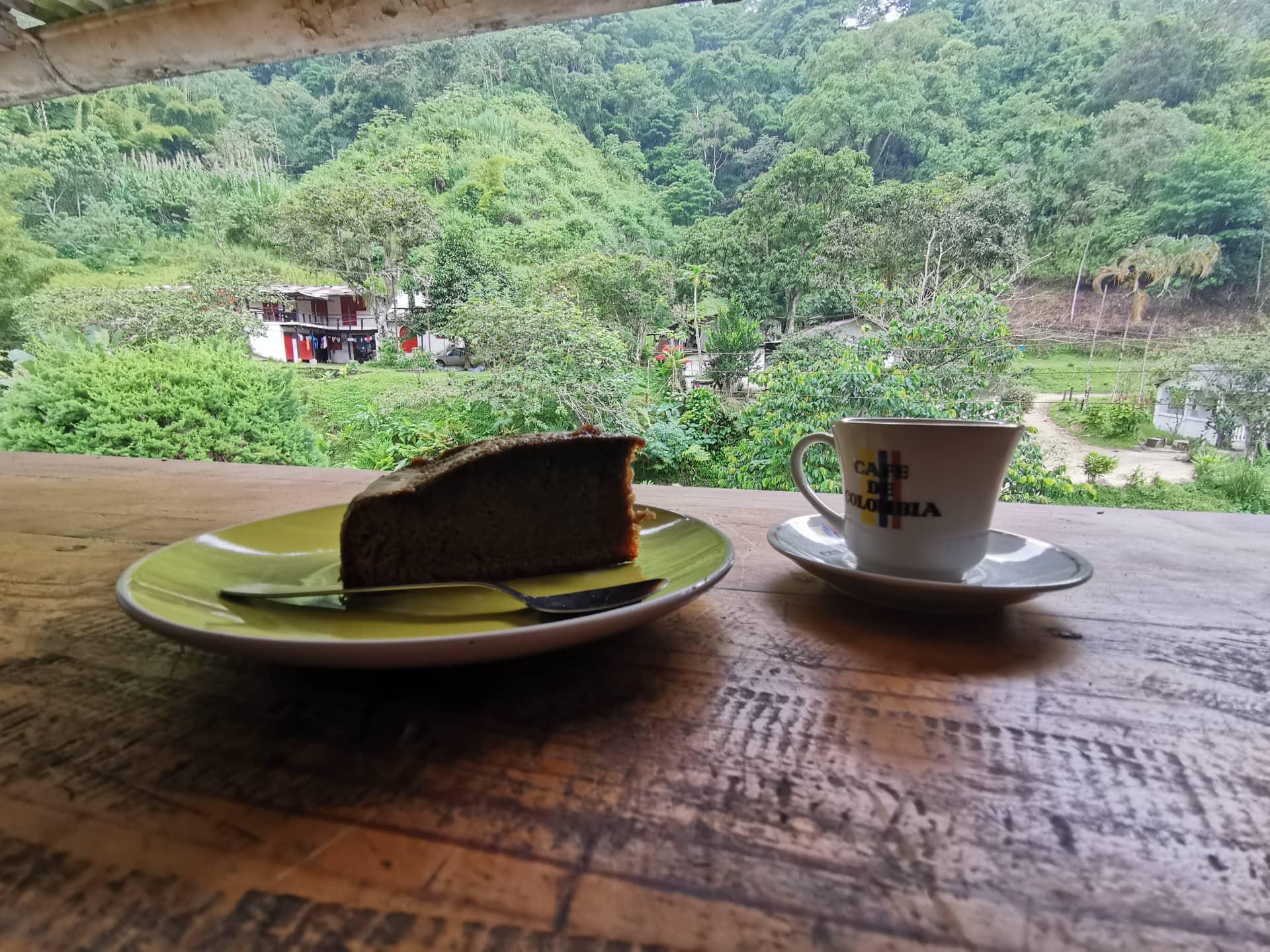 café organique colombie