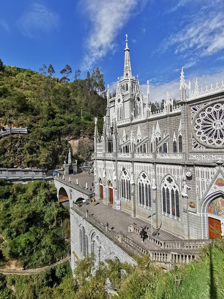 sanctuaire frontière colombie