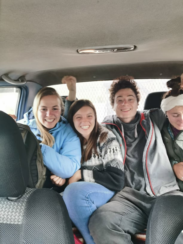 jeep vers cotopaxi