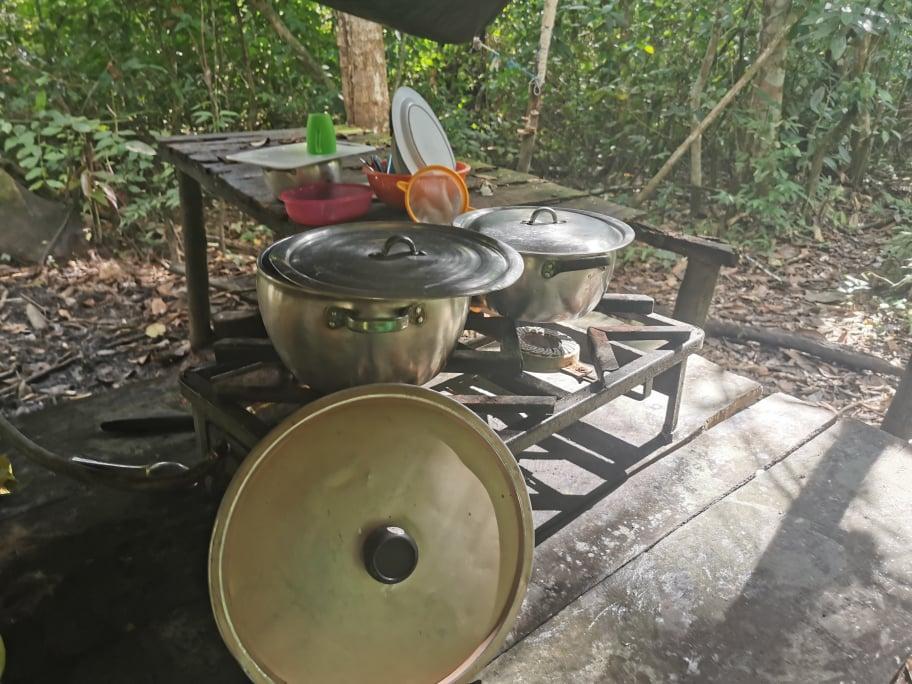 camping yasuni