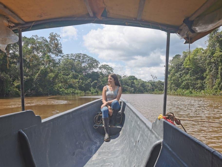 bateau fleuve amazonie