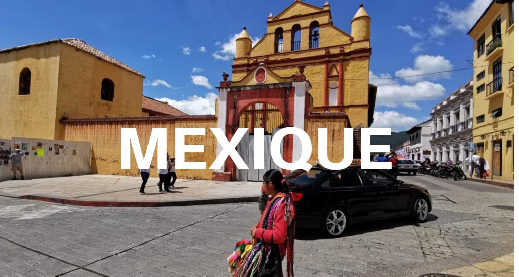 destination mexique