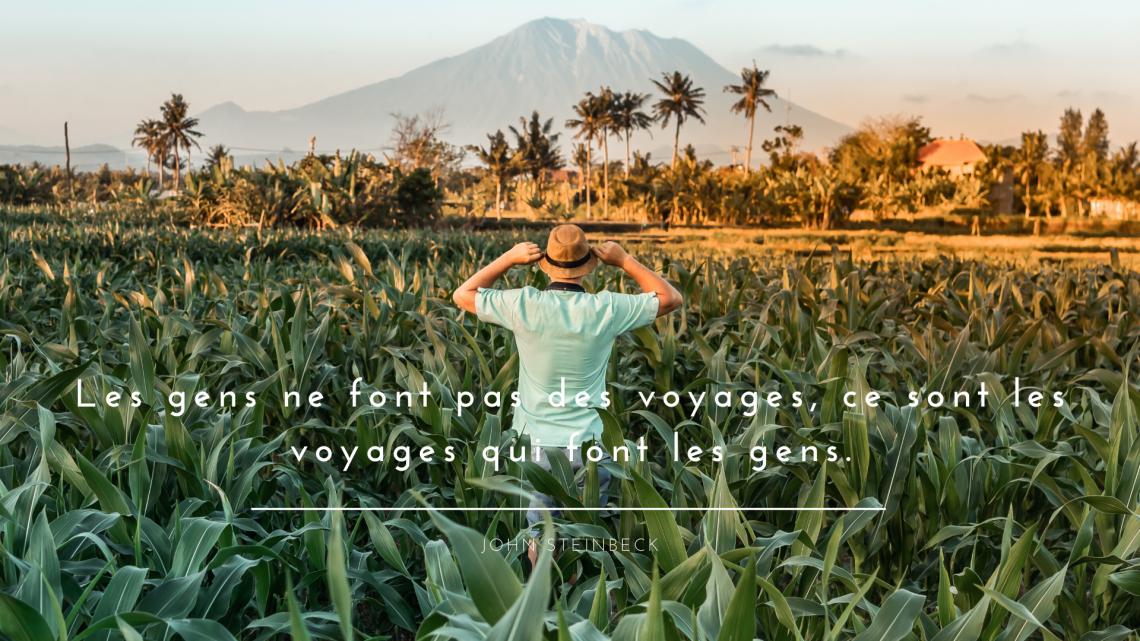 citation rencontres de voyage