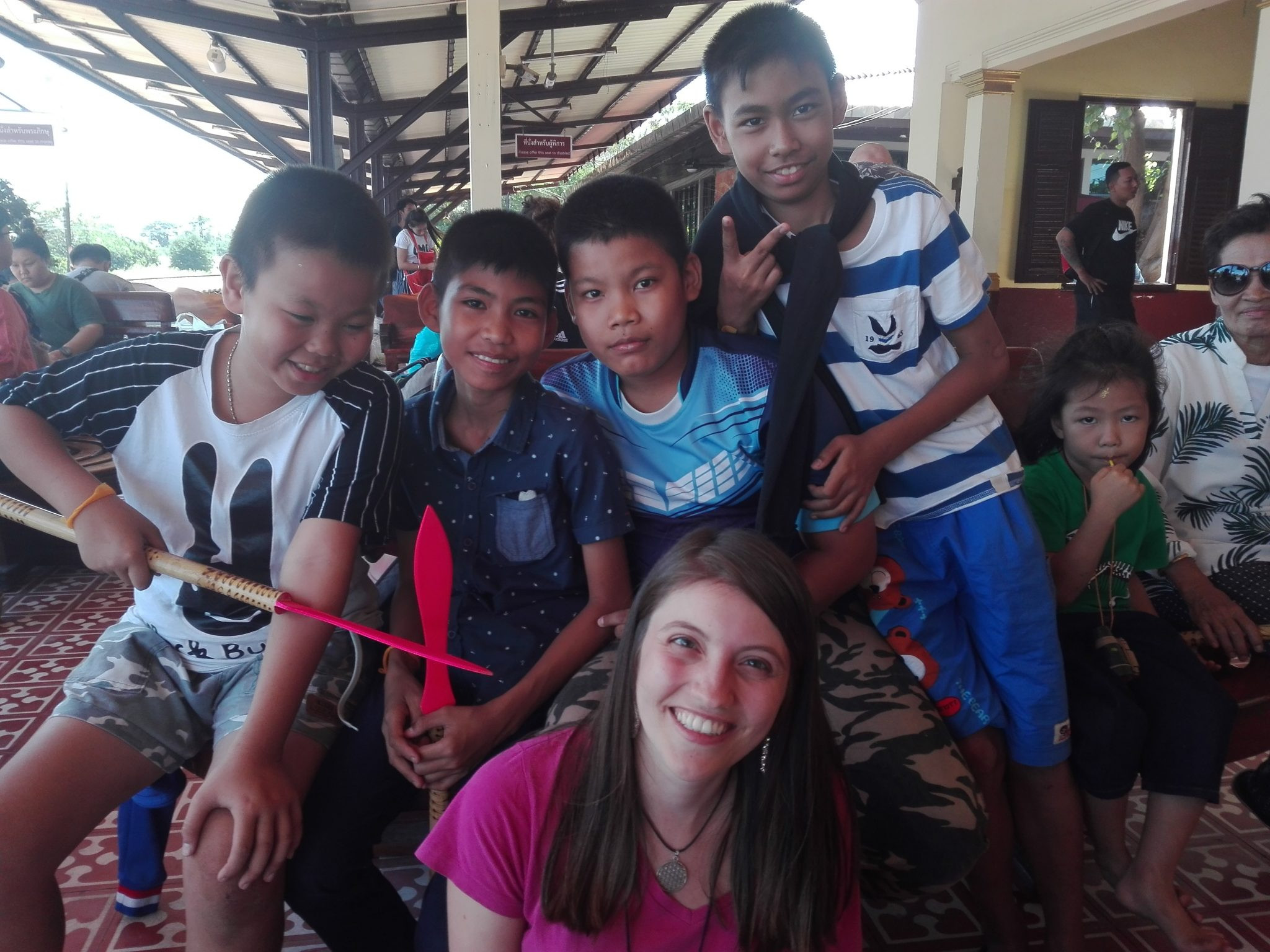 se deplacer en voyage solo thaïlande
