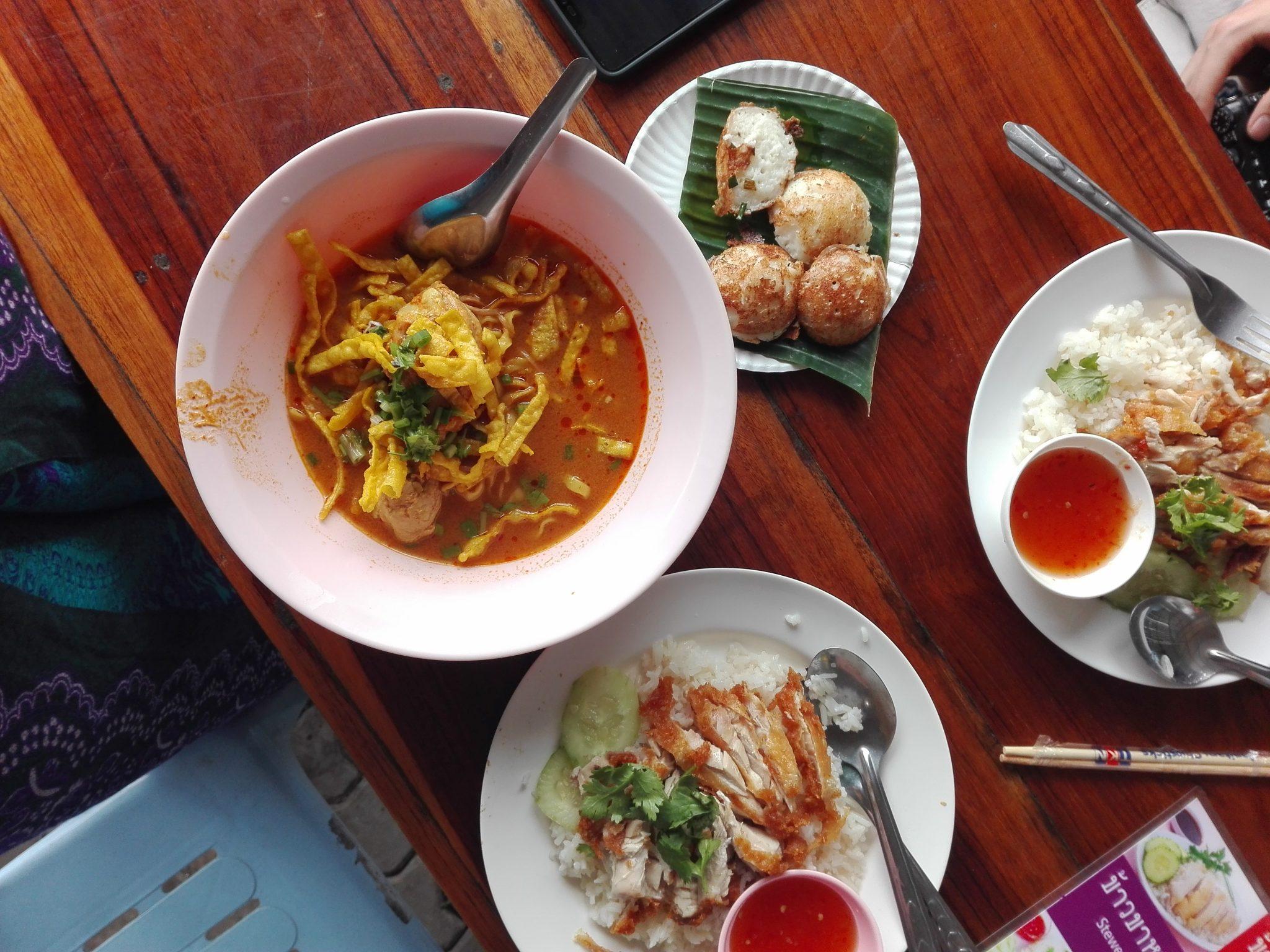 manger thaïlande